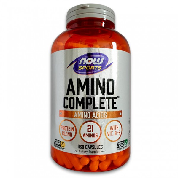 NOW Foods Amino Complete