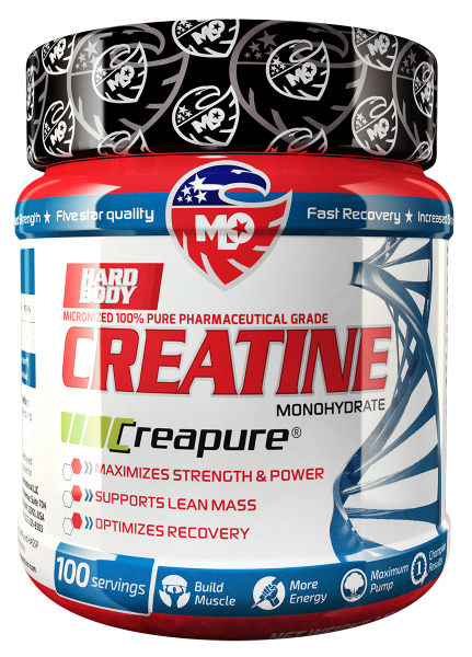 MLO Nutrition Hard Body Creatine Monohydrate 500g
