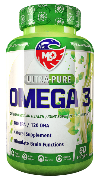 MLO Nutrition Green Series Omega 3