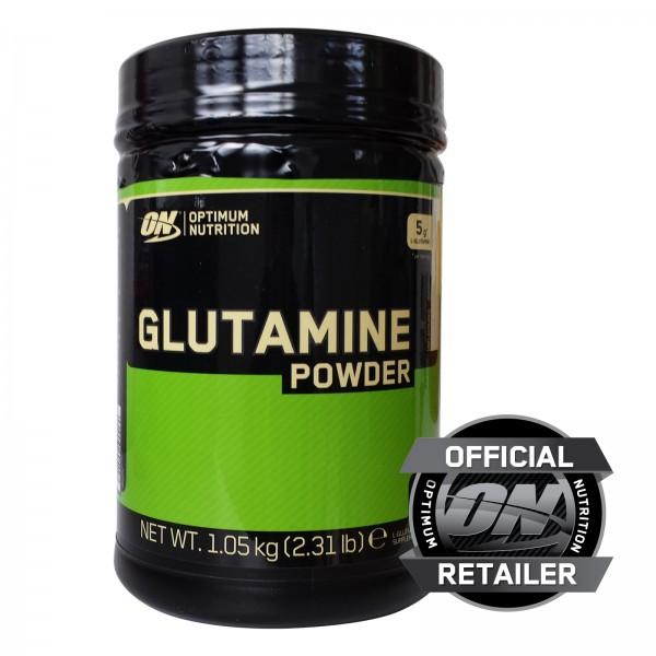 Optimum Nutrition Glutamine Powder 1,05kg