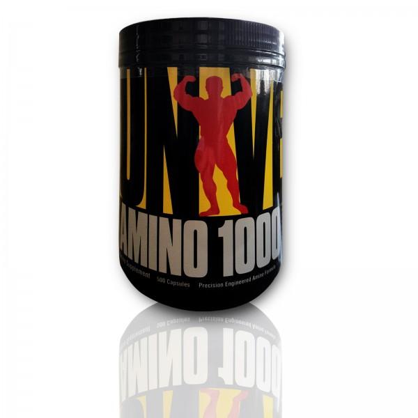 Universal Amino 1000 500 Kapseln