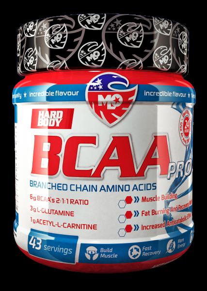 MLO Nutrition Hard Body BCAA PRO 454 g