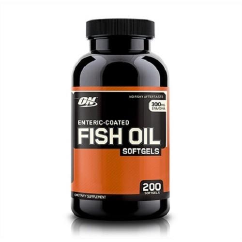Optimum Nutrition Fish Oil 200 Kapseln