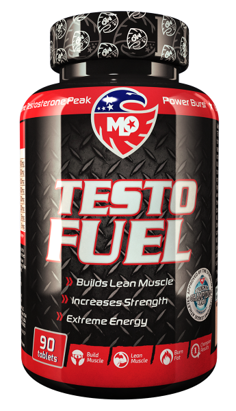 MLO Nutrition Strong Series Testo Fuel
