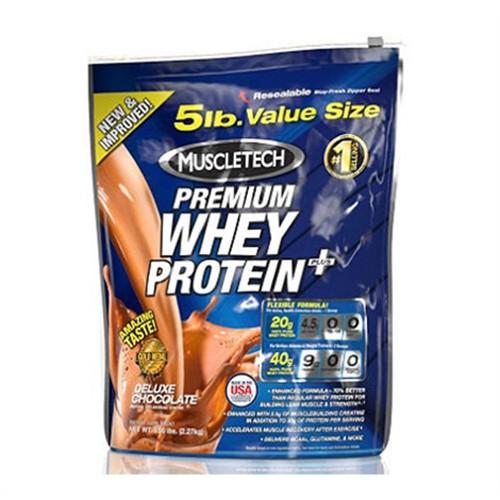 Muscletech 100% Premium Whey Protein+