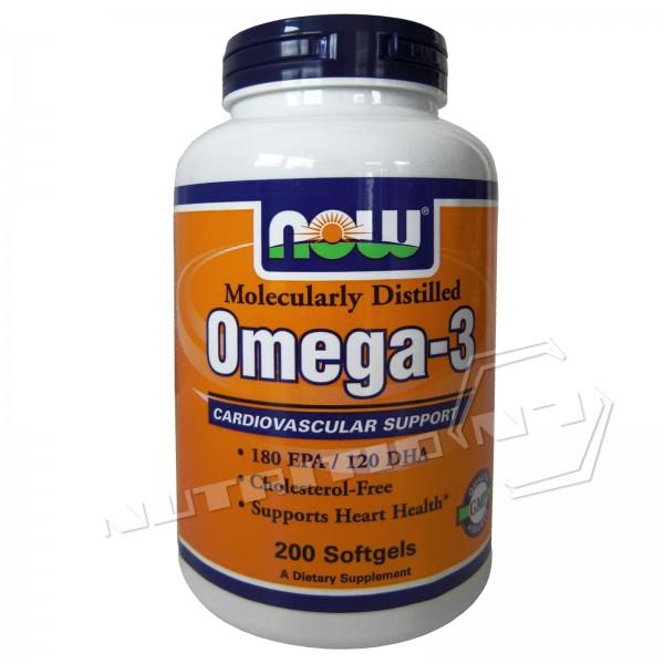 Now Foods Omega 3 Fischöl