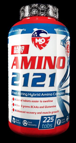 MLO Nutrition Hard Body Amino 2121