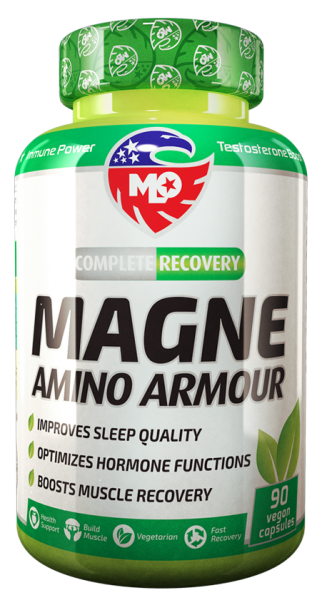MLO Nutrition Green Series Magne Amino Armour
