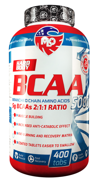 MLO Nutrition Hard Body BCAA 5000