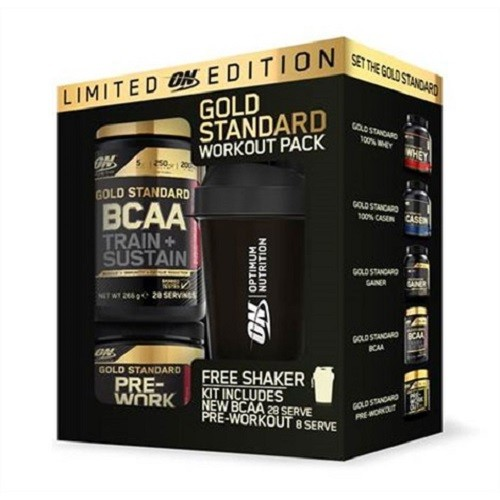 Optimum Nutrition Gold Standard Workout Pack