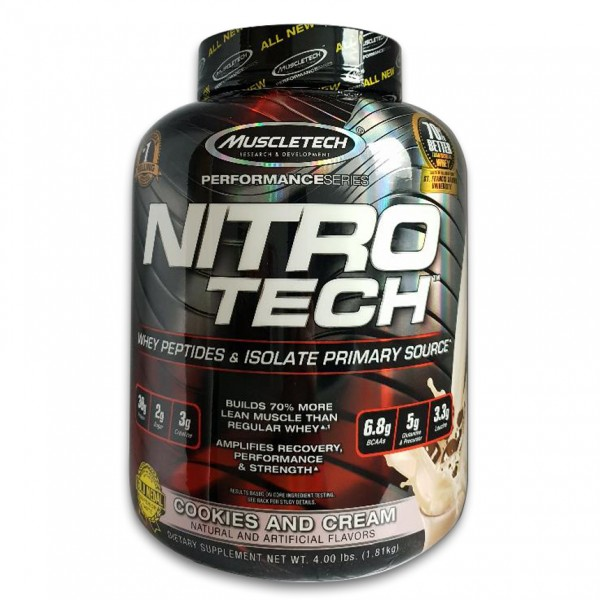 Muscletech Nitro Tech Performance online kaufen