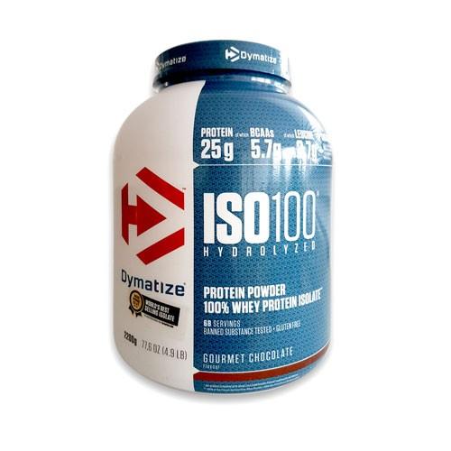 Dymatize ISO 100 Hydrolyzed Whey Protein