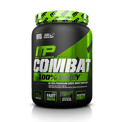 MusclePharm 100% Whey Protein 2270g